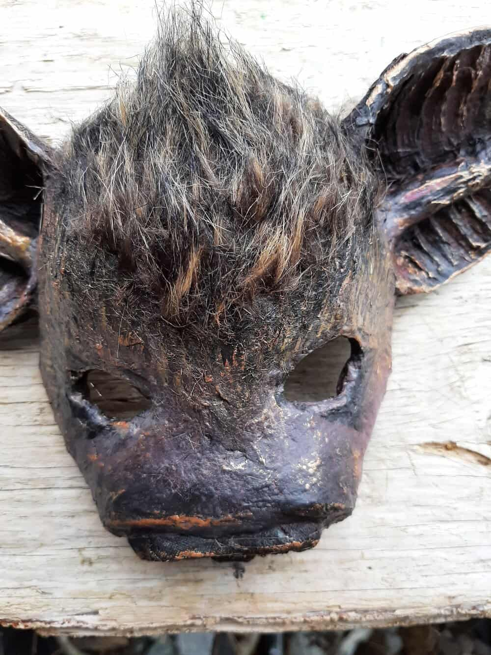 Baby Bat Mask