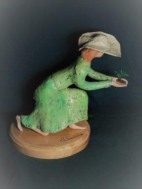 The Sower by orlando e ginarte