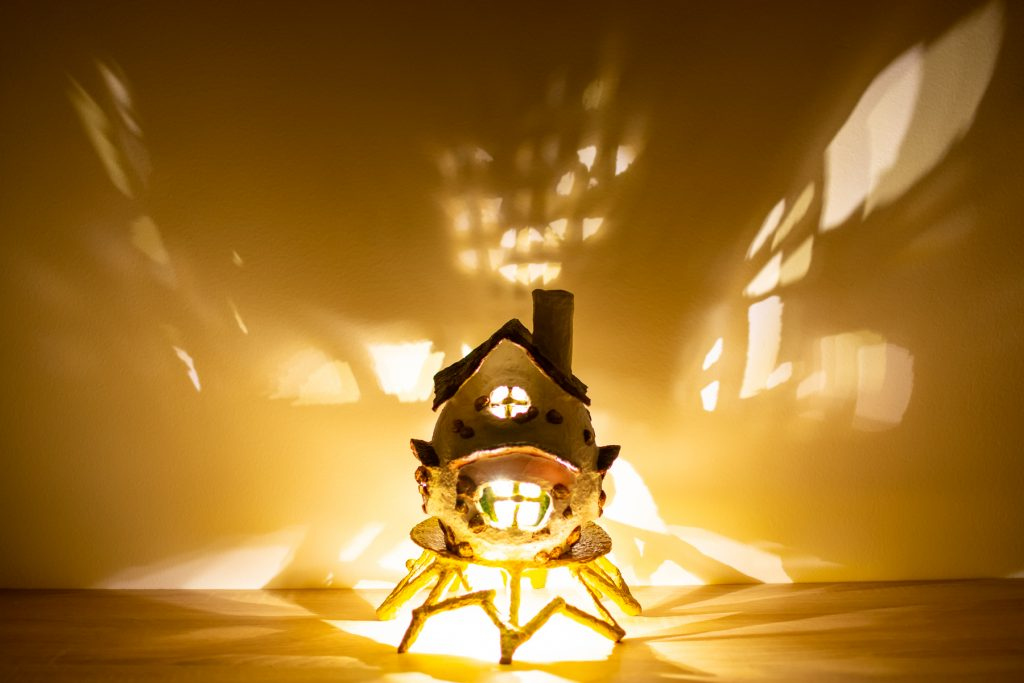 Fairytale House night lamp