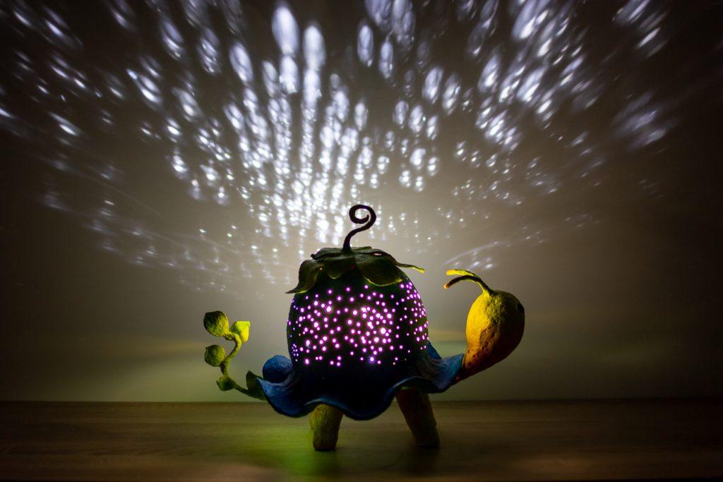 Fairytale Turtle night lamp