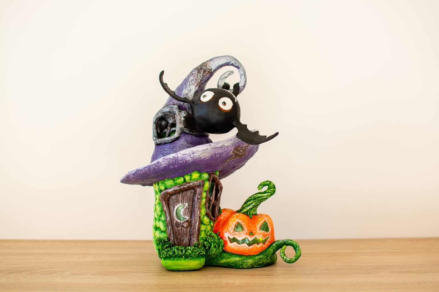 Spooky Halloween Lantern