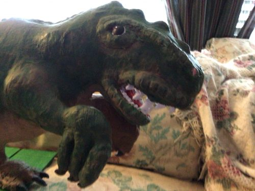 Chompers the T Rex