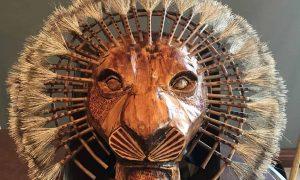 Mufasa Mask