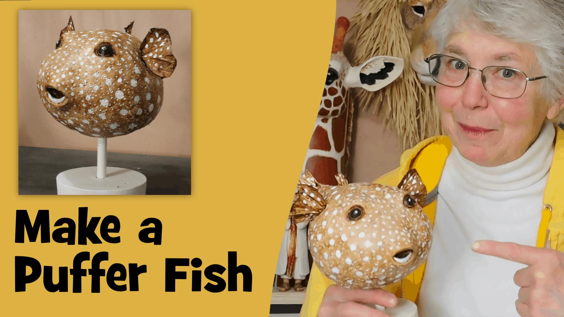 Make a Puffer Fish