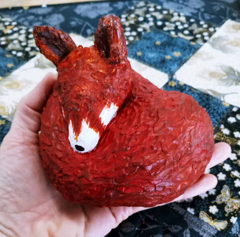Wee Fox by by Lisa Anne