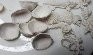 dry powder polyfilla clay