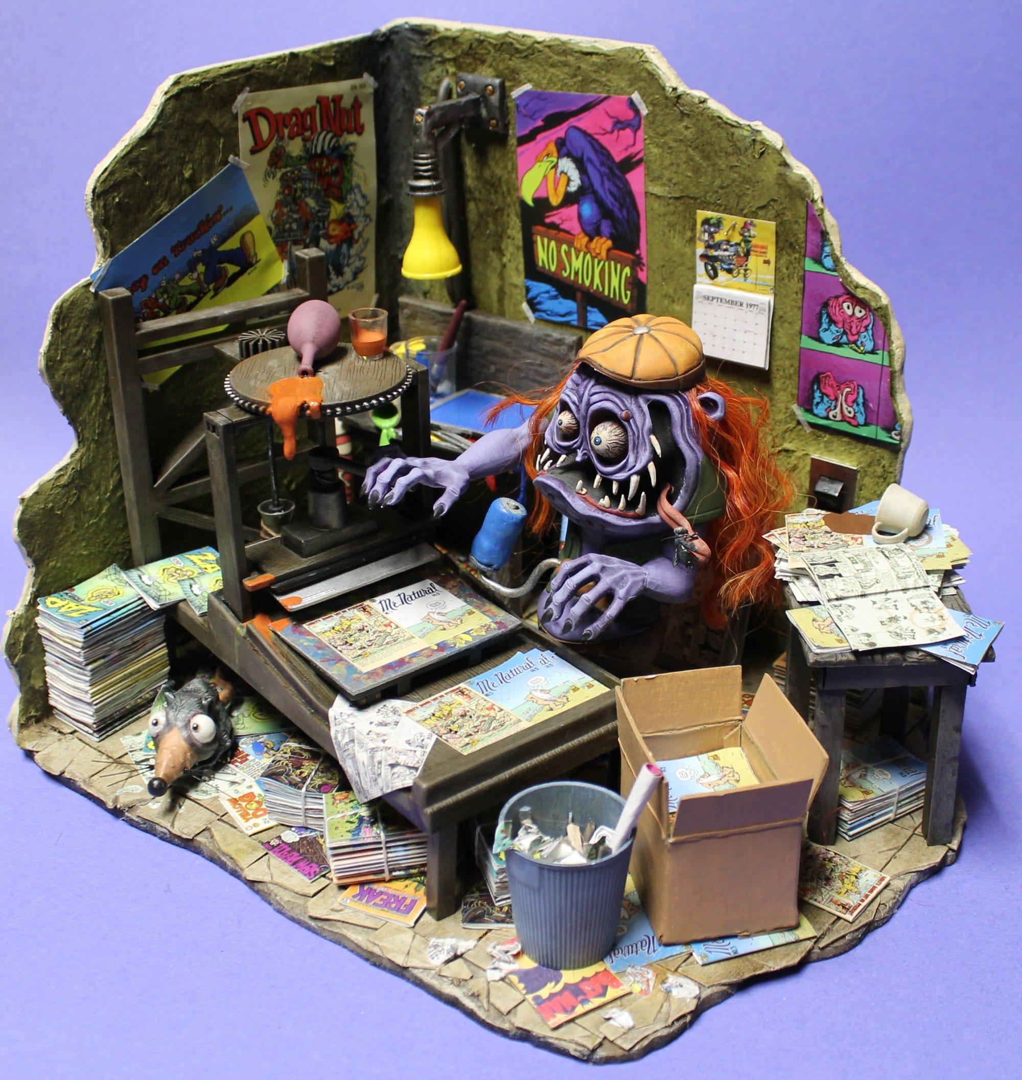 Finkelstein's Underground Print Shop