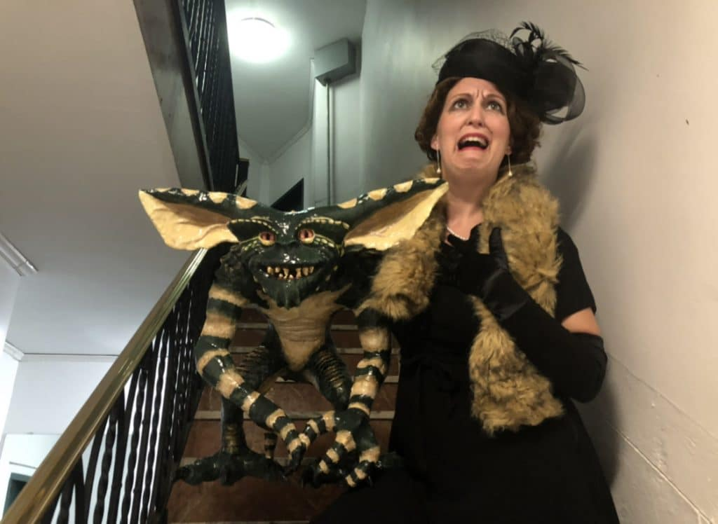 Gremlin Sculpture, with video