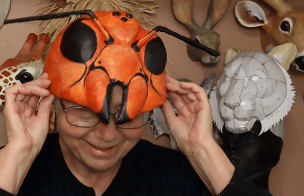 Murder Hornet Helmet Mask