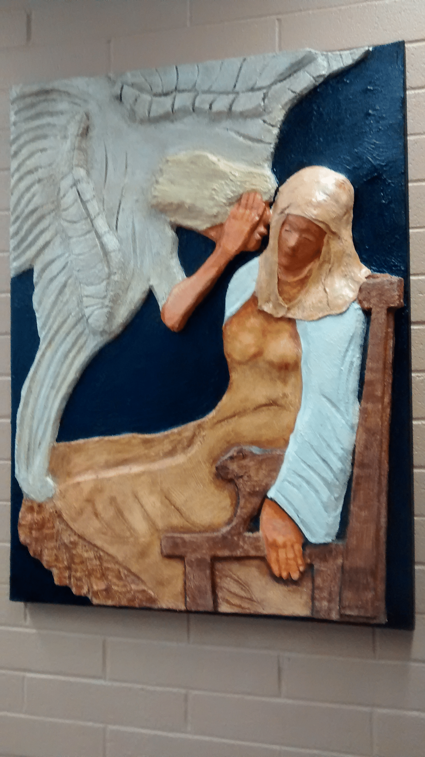 Angel-Gabriel-and-Mary-30-x-48-relief-sculpture