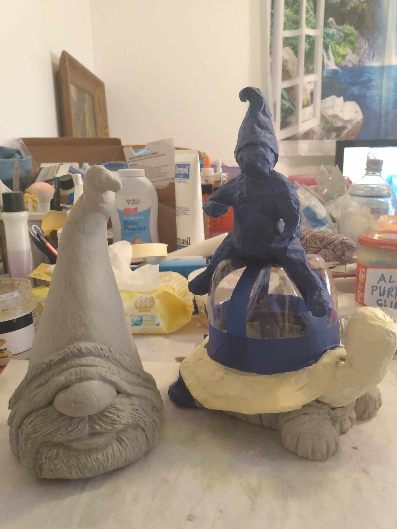 More gnomes from Angela Crowley