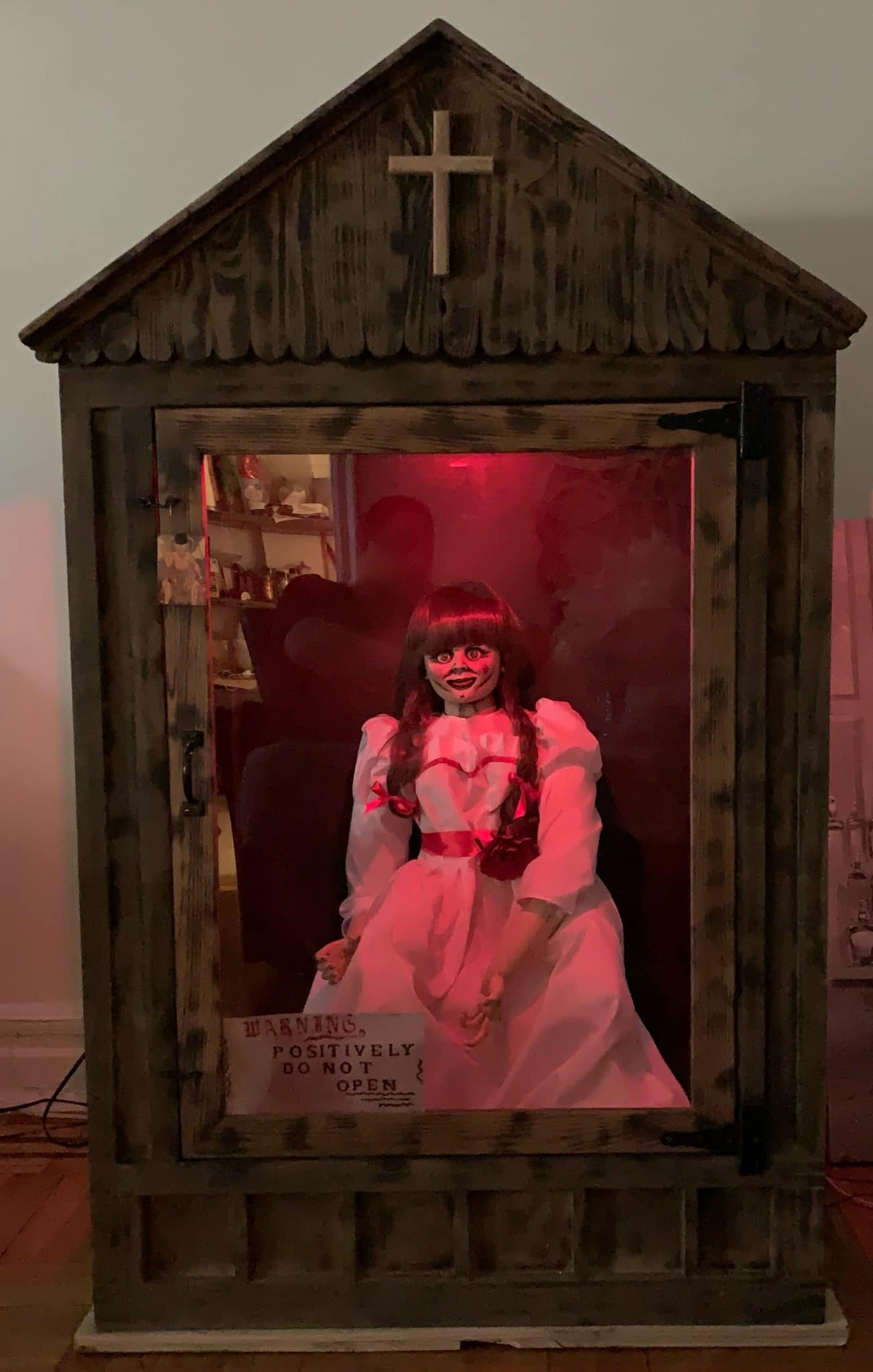 Conjurer Movie Annabelle replica by John Boutwell