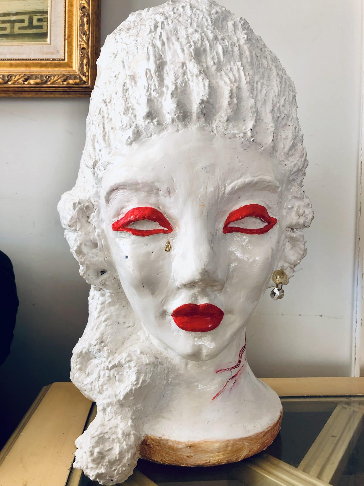 """Marie Antoinette's Head"""