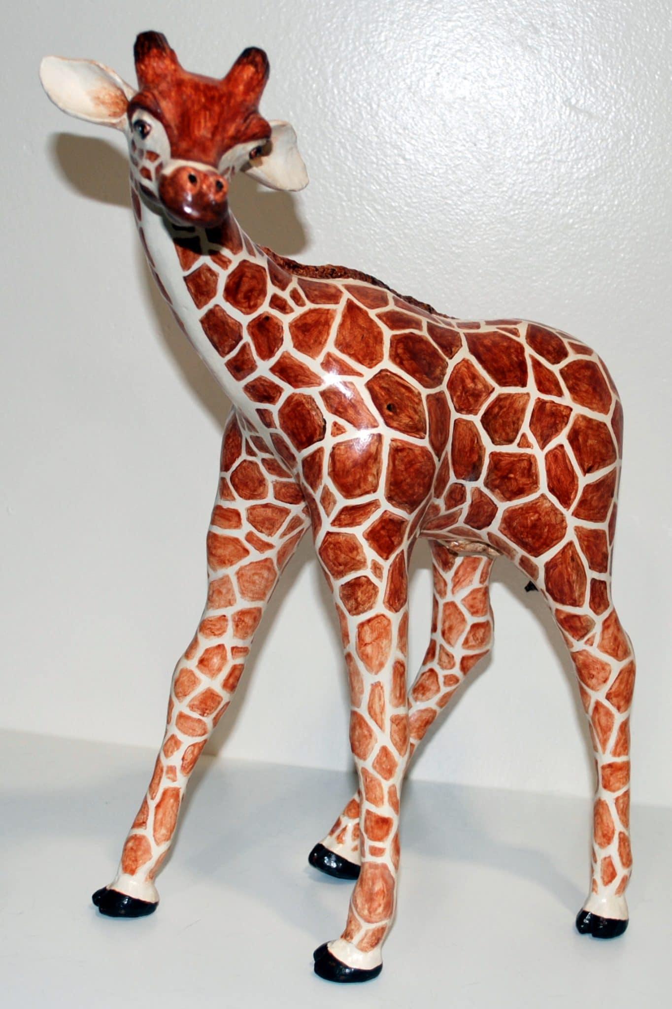 (My) Giraffe
