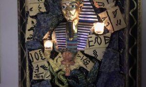 Large Egyptian wall art