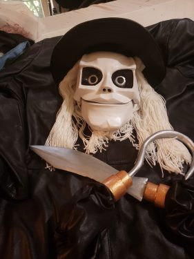 Puppet Master's Blade mask