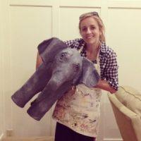 Ella's elephant