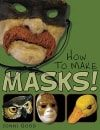 How to make paper mache masks.